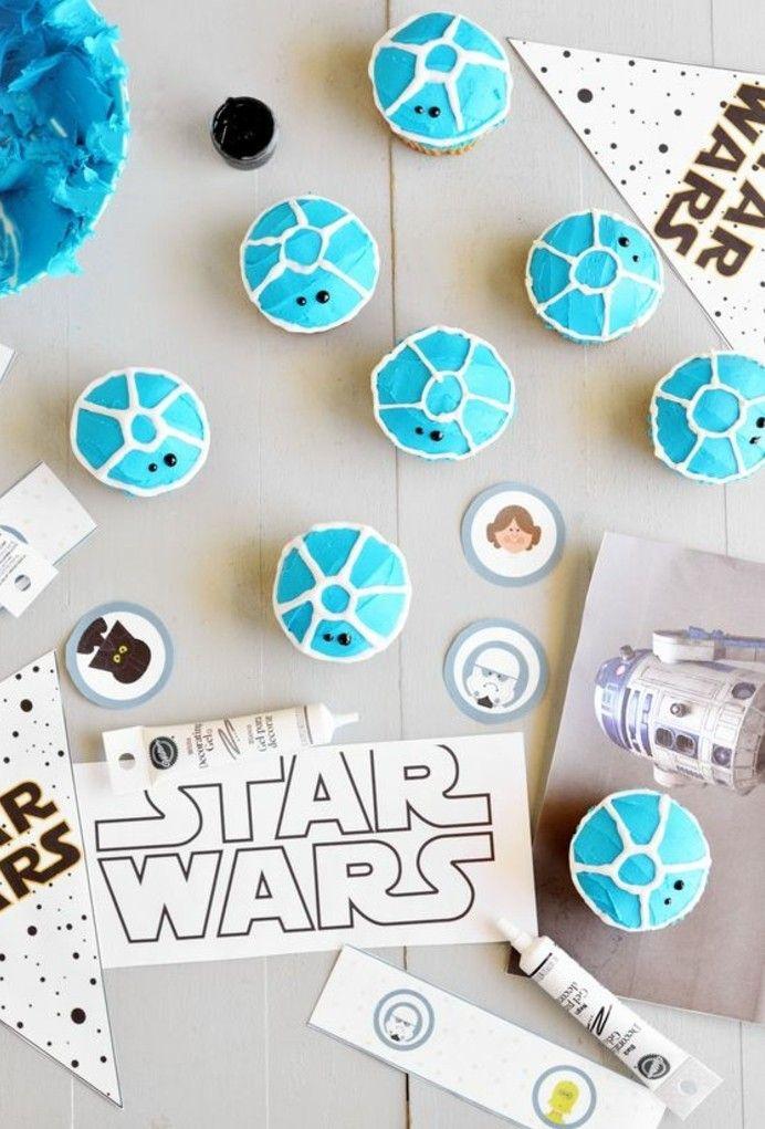 17 Meilleures Id Es Propos De Star Wars Cake Sur Pinterest Anniversaire Star Wars F Te