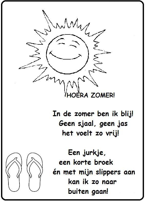 * Hoera Zomer!