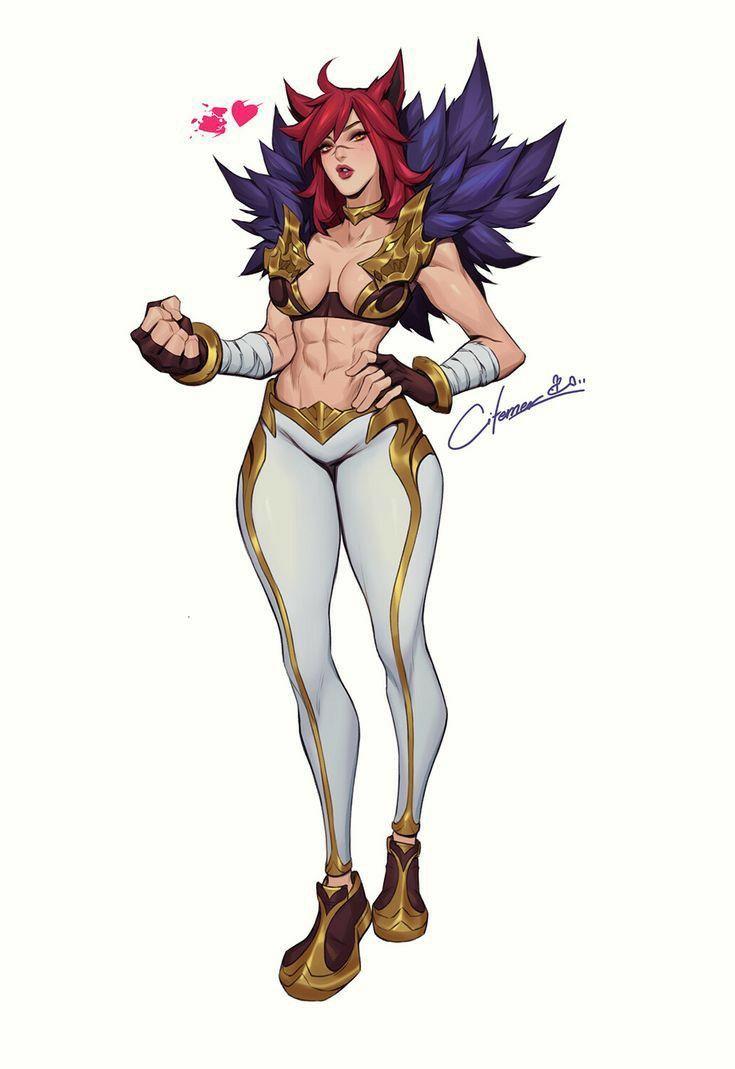 Pin De Anime Team Em Sett Desenhos League Of Legends Personagens De Anime Feminino Desenho Menina