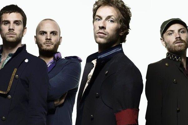 Chris Martin (em destaque) e os outros integrantes do Coldplay preferem tudo orgânico  (Foto: Divulgação )