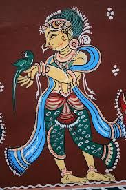 Pattachitra -http://elusive42.windforwings.com/2009/07/bhubaneswar-wall-paintings-art-and.html