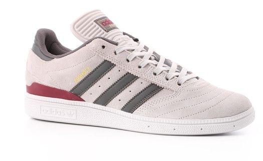 4b07f676c393bc Adidas Busenitz Pro Skate Shoes - scarlet core black gum - Free Shipping