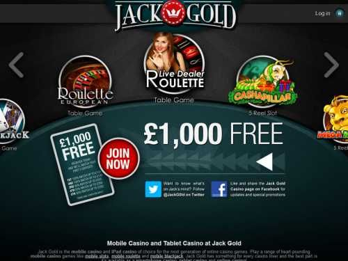 New Online Casino Site – Jack Gold. Latest in the world of online casinos is a brand new casino site called Jack Gold. This is an online casino with a difference. It is designed to work on a variety of mobile devices. You can easily play online through laptops as well as through tablets and smartphones or even on smart TVs. That makes it one of the most versatile online casino sites on the inetrnet. If you find the name boring,…