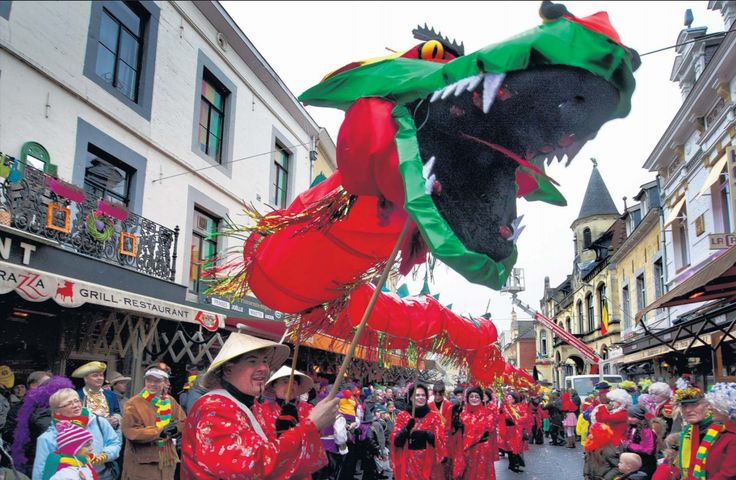 Image result for chinese draak optocht