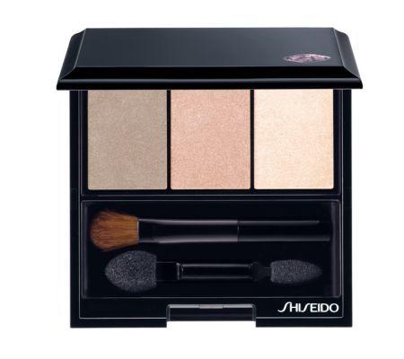 Shiseido Luminizing Satin Eye Color Trio BE213