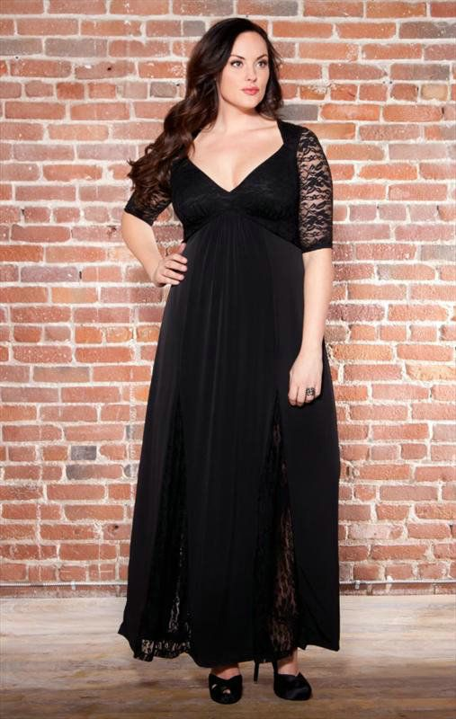 Black white evening dresses uk online