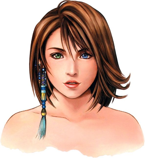 Not sure if anyone actually knows this, but I'm a huge FFX/FFX2 fangirl