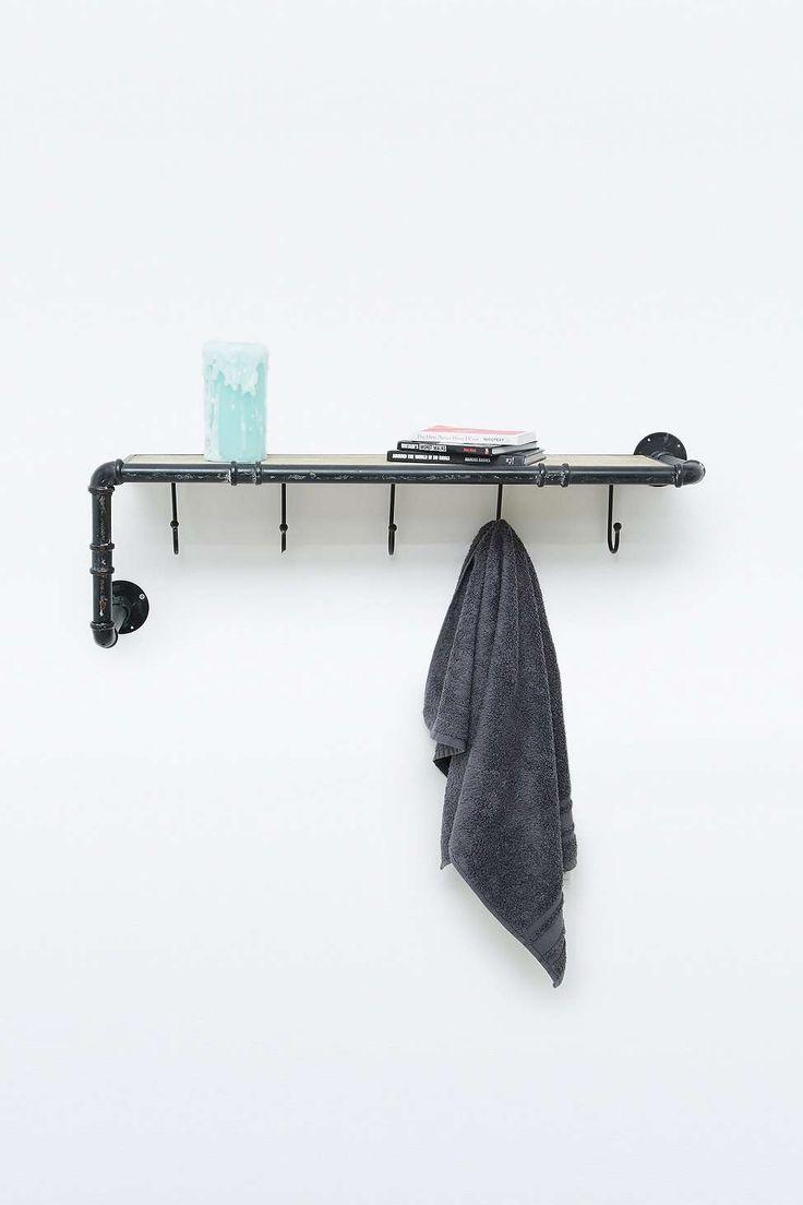 1000 id es sur le th me bricolage de tuyau de fer sur pinterest tag res en tuyaux table. Black Bedroom Furniture Sets. Home Design Ideas