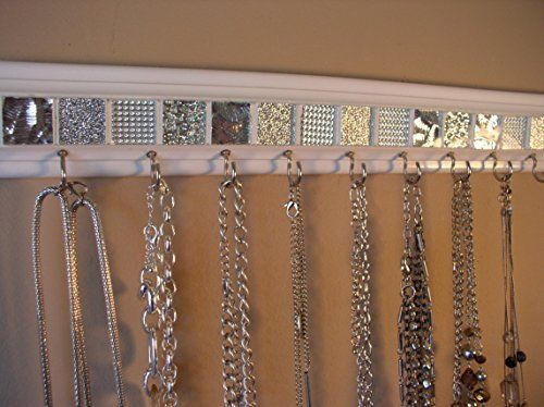 Available in 3 sizes with 7 to 18 hooks. Jewelry organizer. Our best seller .
