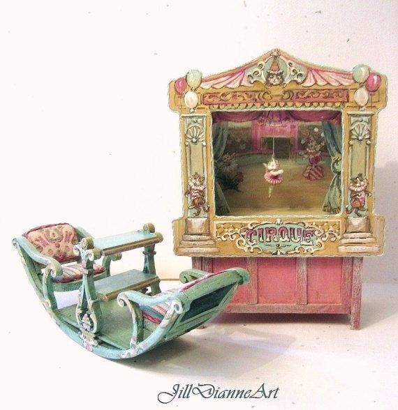 Dollhouse Miniatures Youtube: 1000+ Ideas About Victorian Dollhouse On Pinterest