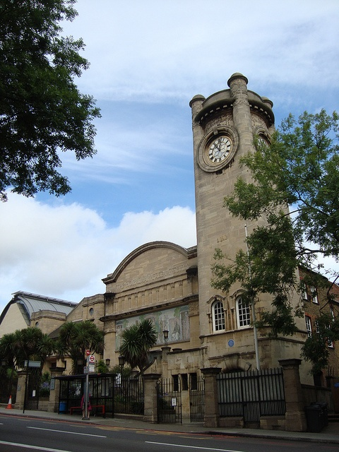 Horniman Museum, Forest Hill, London (1898 - 1901)