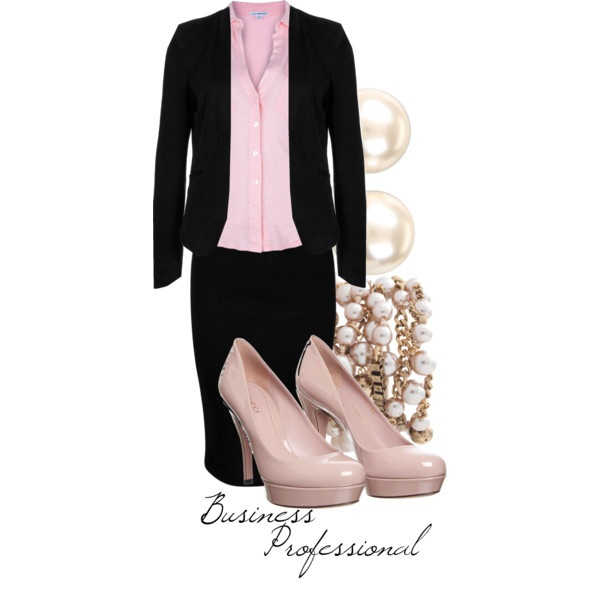 Business Professional - Polyvore
