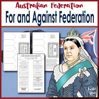 reasons for australian federation essay Women continue their political activity after gaining the vote: south australia's contribution to federation: federation and the parliament of south australia.