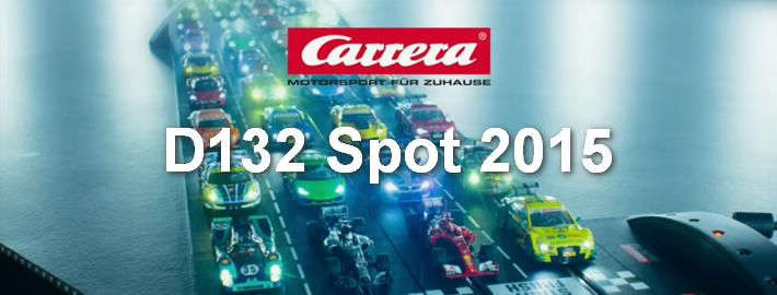 Neuer Carrera Digital 132 TV Werbespot 2015 - Carrera Digital 132 Spot 2015 #slotcar