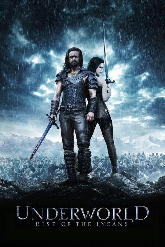 Underworld: Rise of the Lycans (2009)  Dir. Patrick Tatopoulas  Michael Sheen, Bill Nighy, Rhona Mitra
