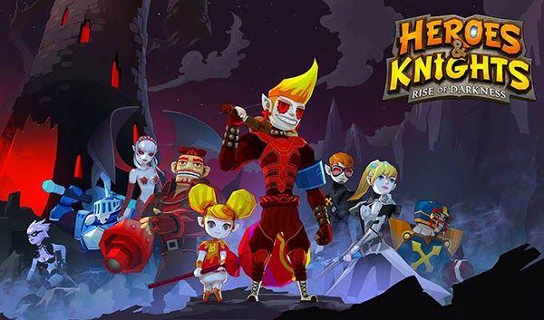 Heroes & Knights BI on Behance