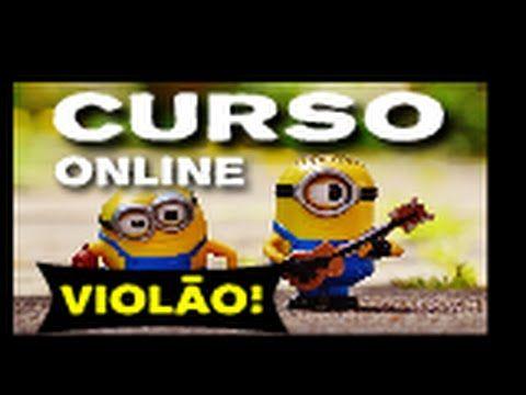 CURSO ONLINE DE VIOLÃO - COMPLETO!
