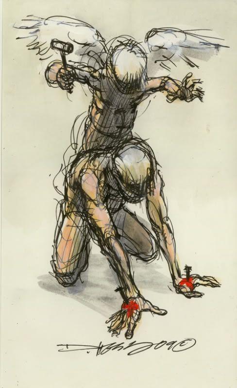 Art by Derek Hess