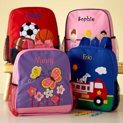 Best 25  Personalized kids backpacks ideas on Pinterest   Kids ...