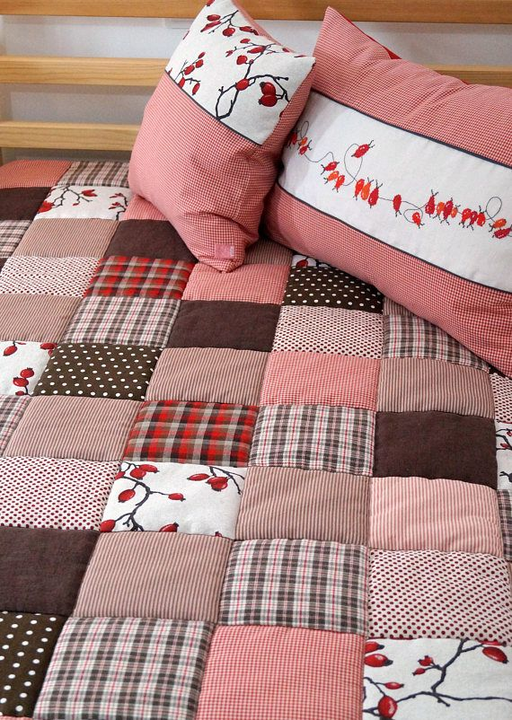 die besten 25 patchwork kissen ideen auf pinterest quilt kissen patchwork kissen und. Black Bedroom Furniture Sets. Home Design Ideas