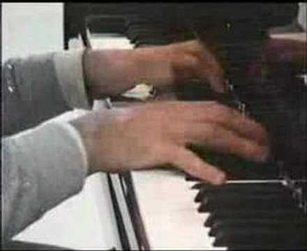 Cecil Taylor - Piano Solo