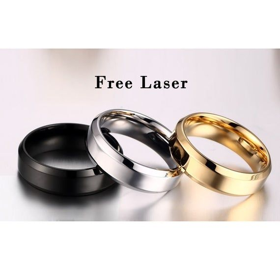 Promise Rings For Couples Mens Promise Ring Couples Gift