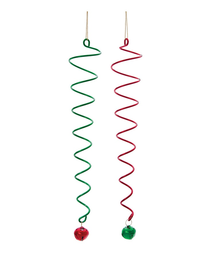 Red Amp Green Swirl Ornament Set Red White Amp Green Tree