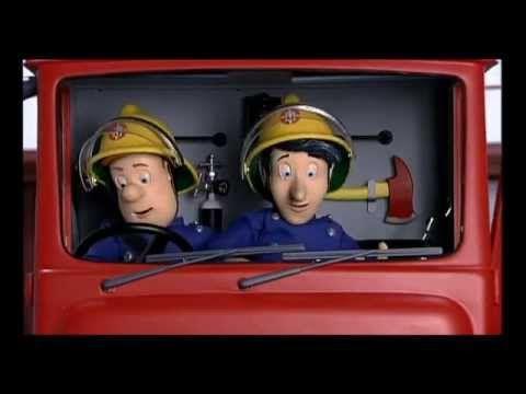 ▶ Brandweerman Sam - Vurige voorstelling - YouTube