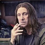 "Frank Gallagher,feckless paterfamilias of ""Shameless"" (David Threlfall)"