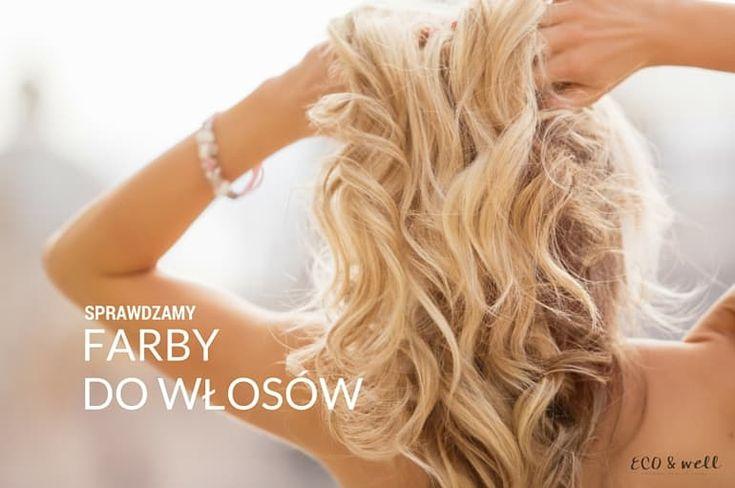 organiczne farby do włosów Naturigin, wlosy farbowane, włosy blond