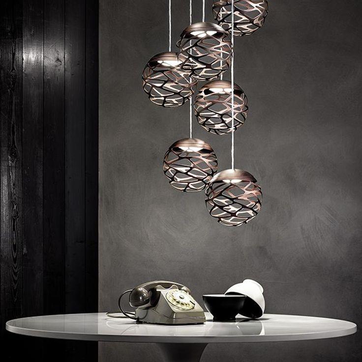Потолочные подвесные светильники Studio Italia Design Потолочный подвесной светильник KELLY CLUSTER 147008 DISCONTINUED