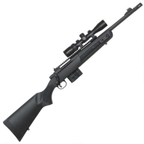 "Mossberg MVP Scout Combo Rifle .308 Win 16.25""Bbl Blk - 27793 - 015813277938"