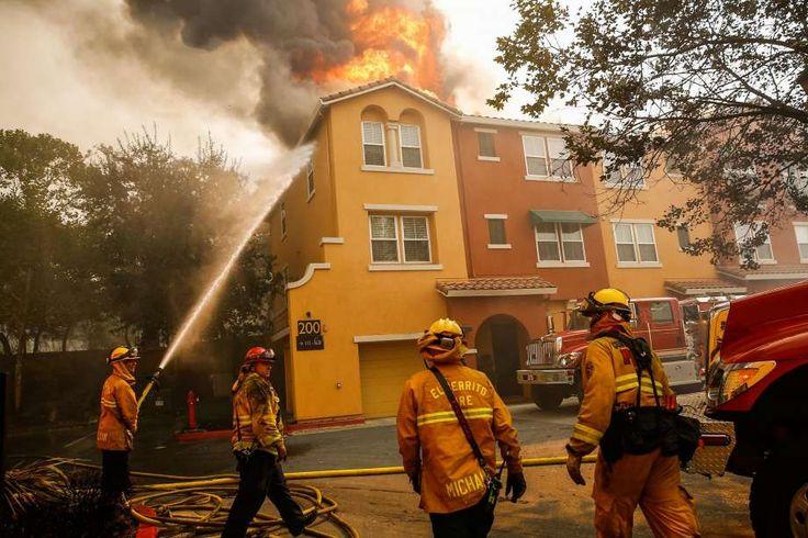 Image result for santa rosa fires