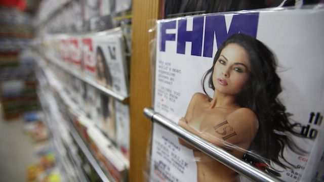 """Can You Tell The Difference Between A Men's Magazine And A Rapist? """"According to a new study, people can't tell the difference between quotes from British """"lad mags"""" and interviews with convicted rapists."""""""