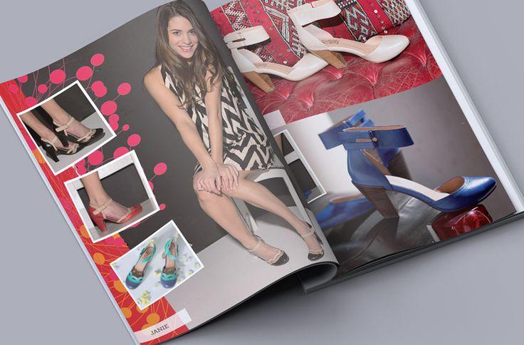Miz Mooz New York lookbook design