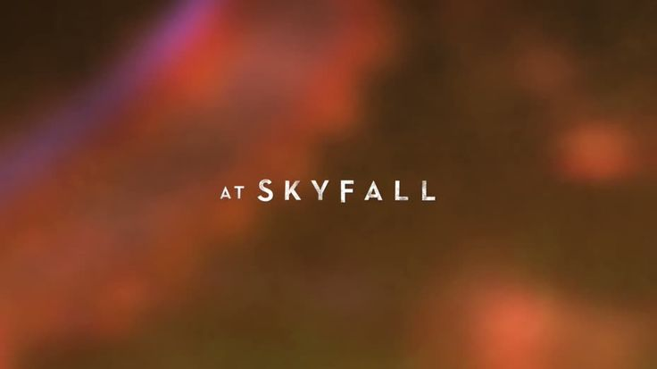 Adele - Skyfall (Lyric Video) Video