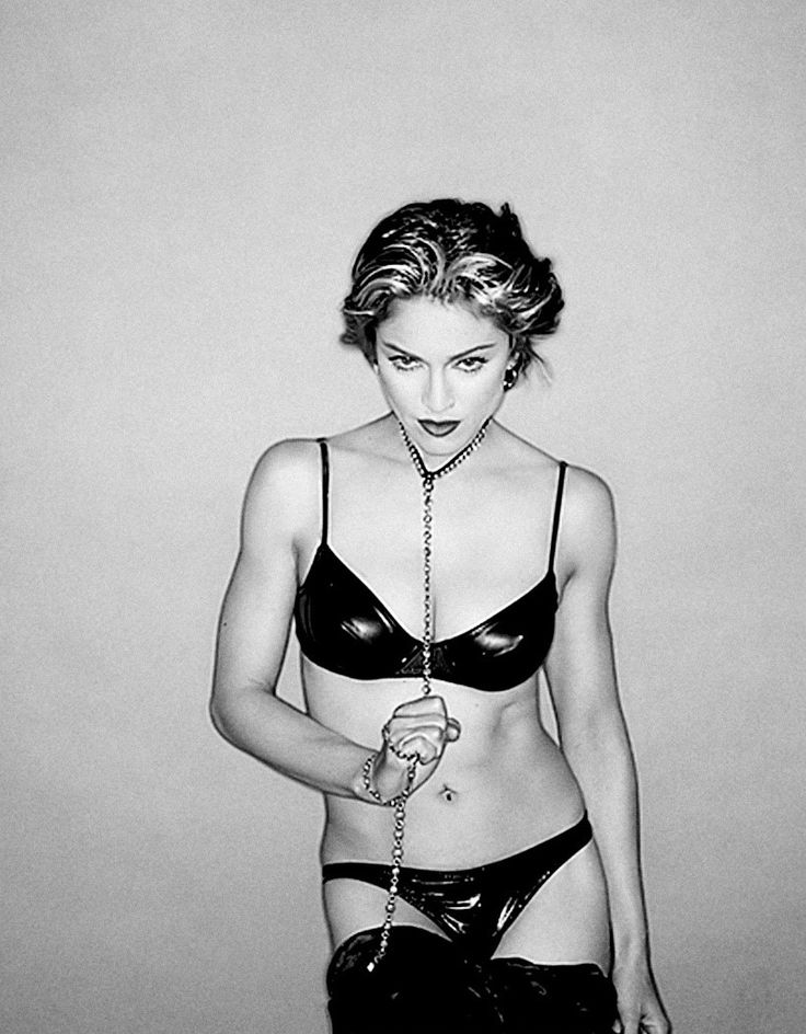 """#Madonna 1994 """"Esquire"""" mag by Wayne Maser. The pictures accompanied an…"""