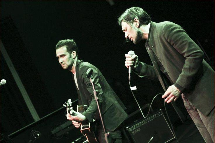 John De Leo & Fabrizio Tarroni DUO - LdOFCG 2013
