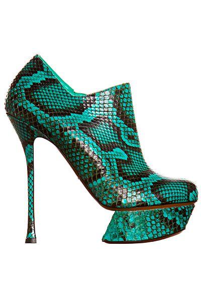 Nicholas Kirkwood - Shoes - 2012 Fall-Winter