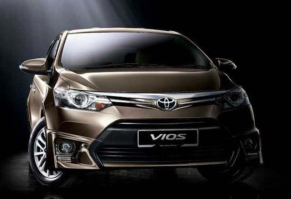 2016 Toyota Vios Price