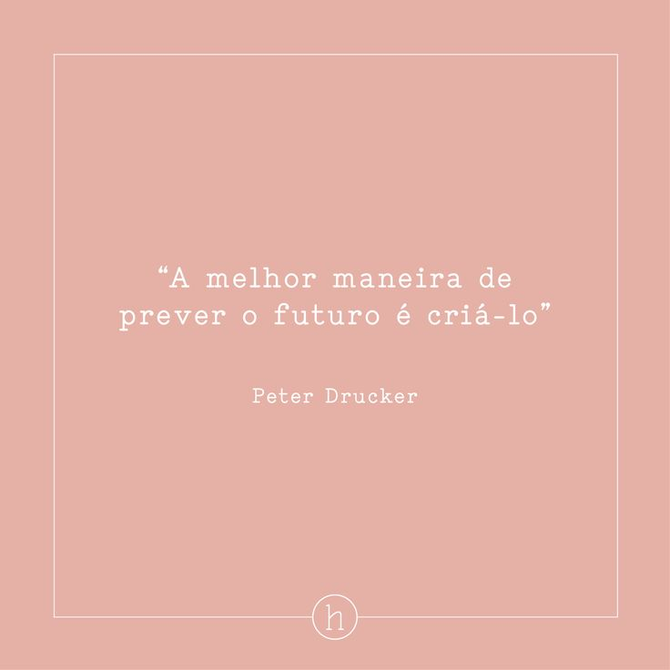 Peter Drucker #PeterDrucker