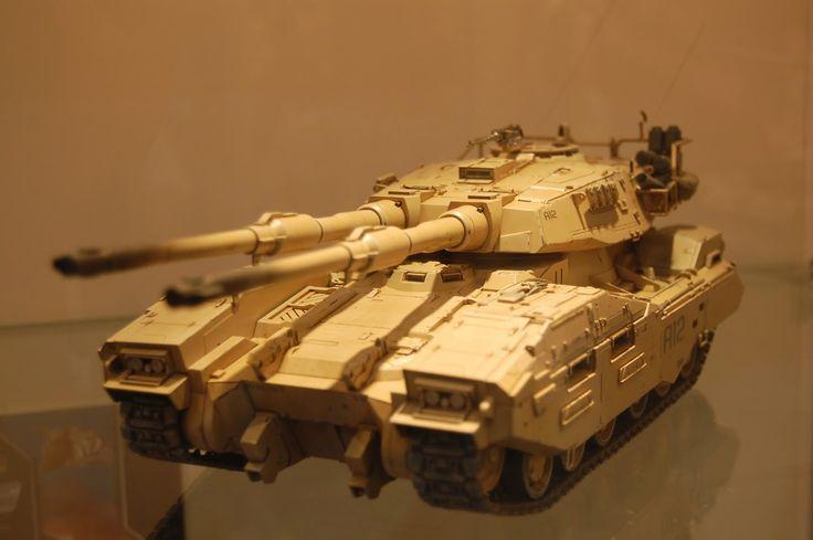 Third Millennium: Mitsubishi Type 95 main battle tank