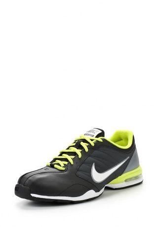 """Мужские кроссовки Nike Air Consolidate выполнены из комбинации натуральной и искусственной кожи черного цвета, текстильная подкладка и стелька. Детали: вставка Air-Sole амортизирует ударную нагрузку. Промежуточная вставка в подошве Phylon обеспечивает мягкую амортизацию. Гибкие прорези в подошве - для более естественной амплитуды движений и гибкости. Резиновая подошва с протектором елочка"""" создает надежное сцепление с поверхностью."""" http://j.mp/1ryDBI2"""