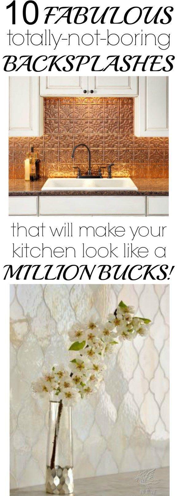 64 best kitchen backsplash images on pinterest backsplash ideas