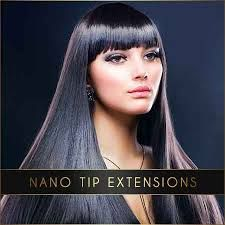 Image result for nano tip hair extensions