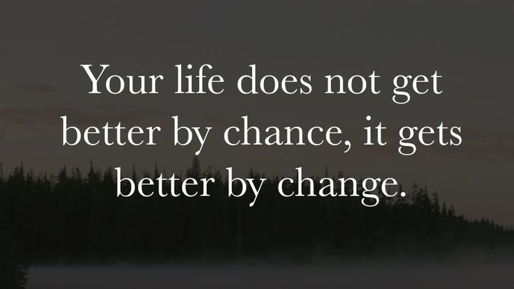 """Your life does not get better by chance, it gets better by change."" A good reminder to take personal responsibility and assert your initiative—being proactive and living by design rather than by default. ... ""If one advances confidently in the direction of his dreams, and endeavors to live the life which he has imagined, he will meet with a success unexpected in common hours."" –Henry D. Thoreau #TakeAction #BeYourBest"