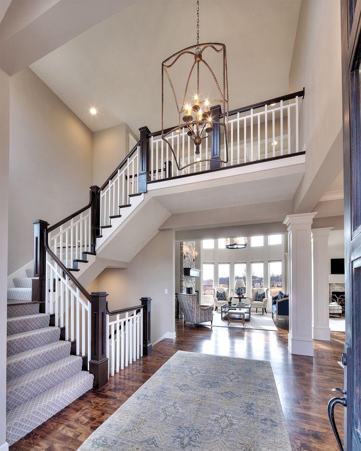 Open Foyer Uk : Stairway decor ideas cheap best stair landing that