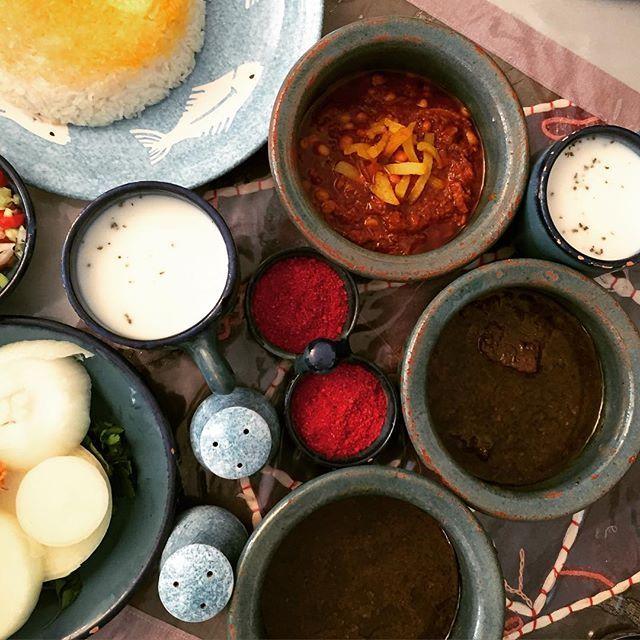 Northern Iranian (Gilan Province) food