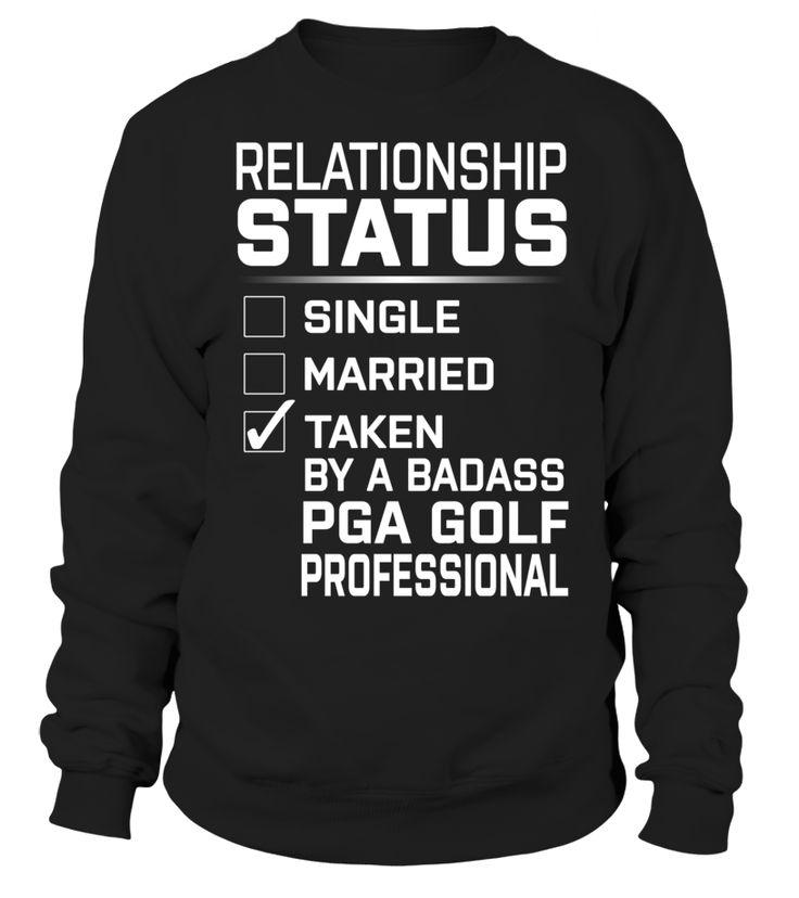Pga Golf Professional - Relationship Status