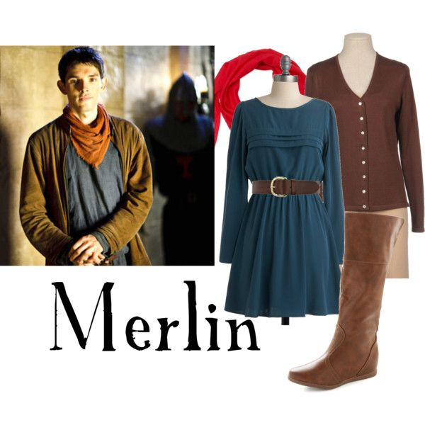 """""""Merlin"""" by companionclothes on Polyvore"""